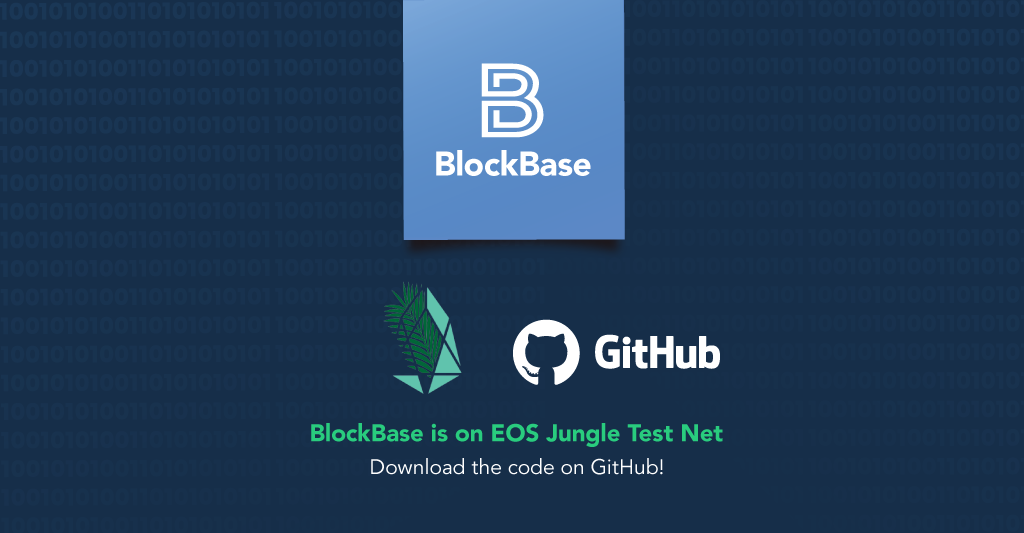 This is an image about the BlockBase entering the Jungle Test Net